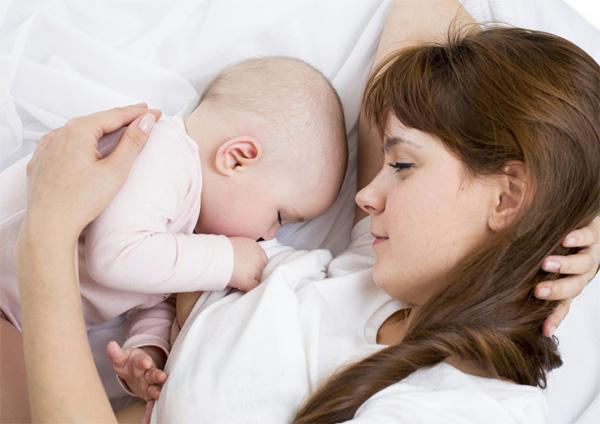 Cải thiện chất lượng sữa mẹ